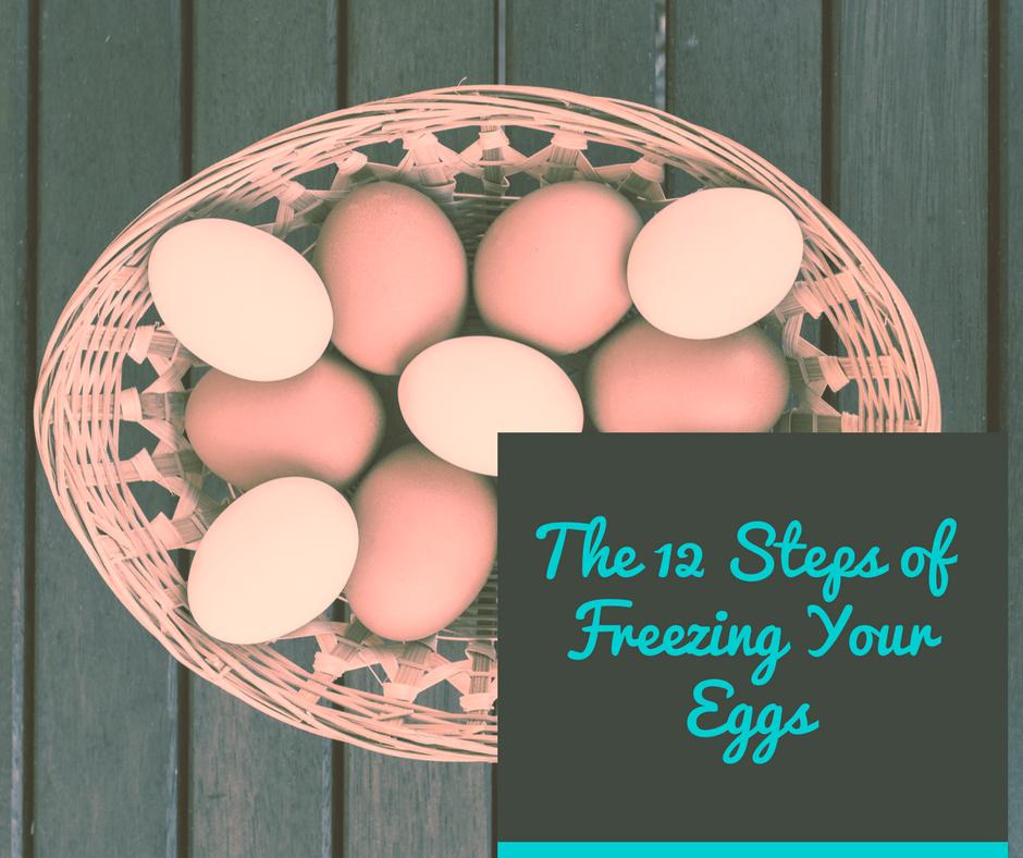 ivf infertility egg freezing