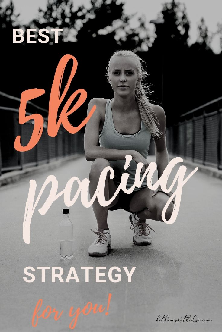 The Best 5k Race Strategy for a PR — Bethany Rutledge